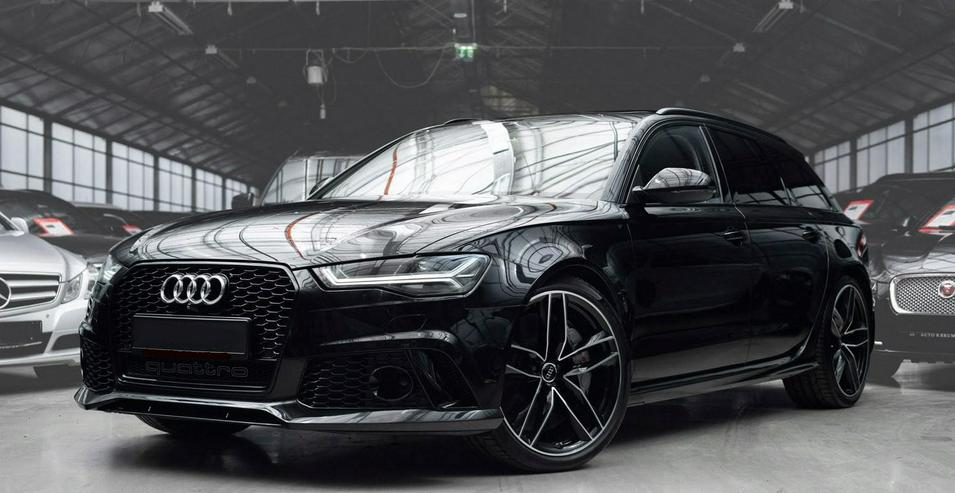 Audi RS6 Performance Dynamic Package