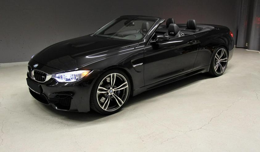 BMW M4 Cabrio DKG Competition