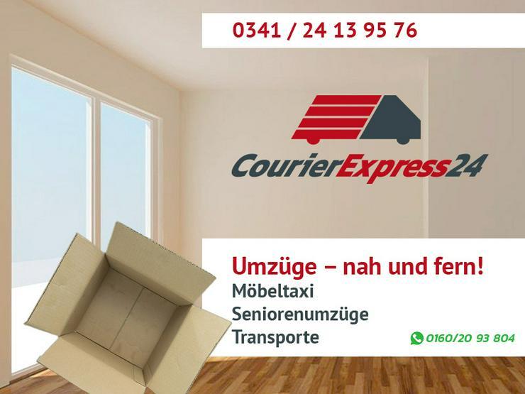 ❗ Professionelle Umzüge - ab 399 EUR ❗