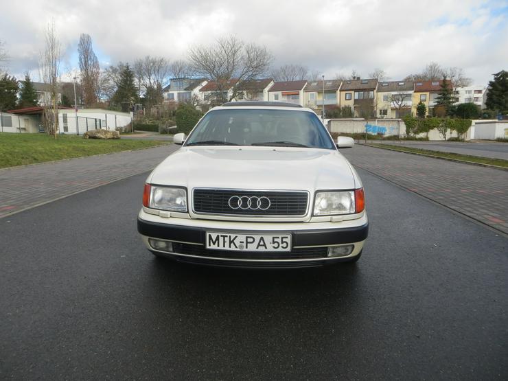 Audi 100 2,8E Oldtimer Liebhaberfahrzeug