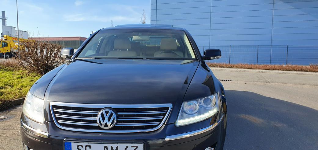 VW Phaeton 3D Lang Version Euro 5 Massage/ AHK und vieles mehr.