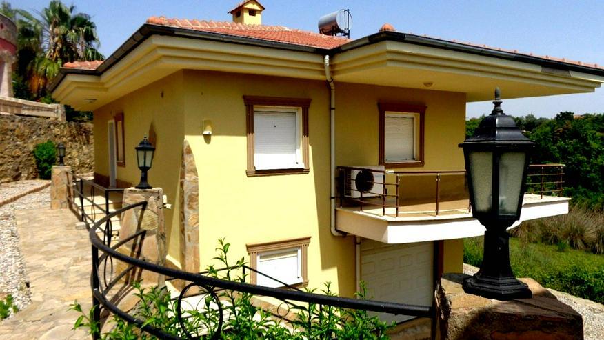 Bild 2: Türkei, Alanya, Avsallar, 3 Zi. Villa mit 2 Zi. ELW, Garage,286-2