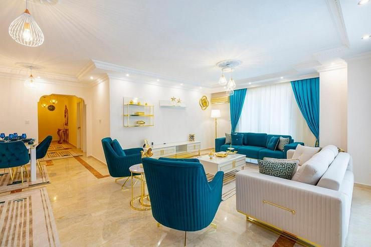 Türkei, Alanya. Tolle, gepflegte 3 Zi. Wohnung, 447 - Ferienwohnung Türkei - Bild 1