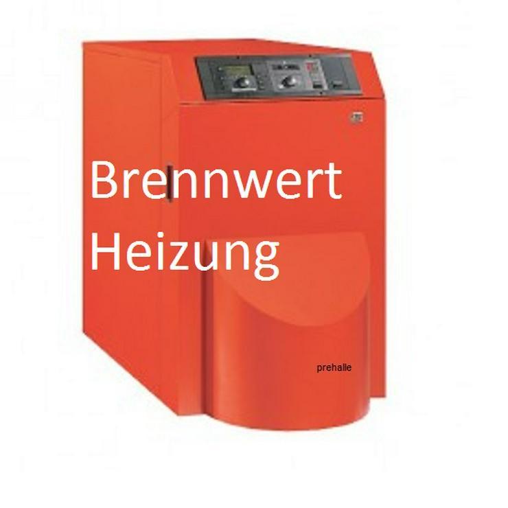 1A Brennwert Heizung 15 kW Ecoheat PLUS Öl Premium von Intercal. Oel prehalle