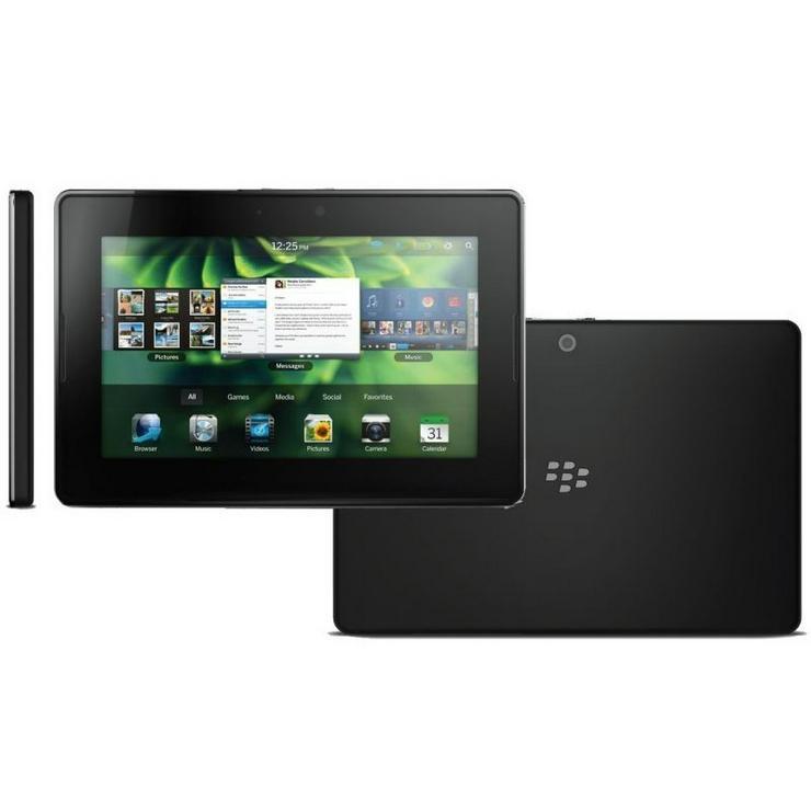 "BlackBerry® PlayBook™ Dual-Core Tablett PC 64GBFS/1GBRAM/7""MD1024x600/2xHDCam/WLAN-N (WiFi®)"