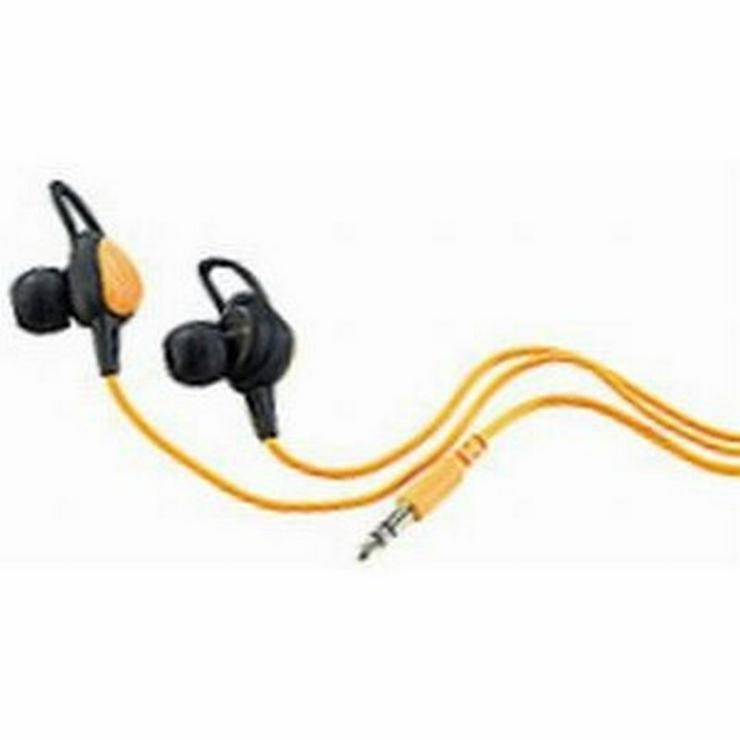 auvisio™ PX-1292 wasserdichte Sport-Ohrhörer mit Komfort-Haltebügel