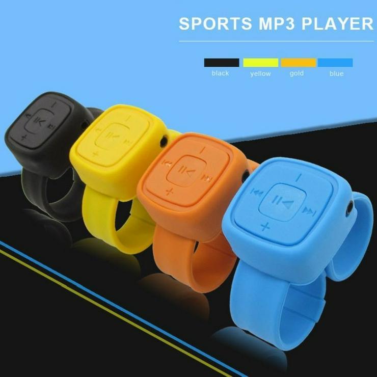 SZkoston® portabler Sport MP3 Player / Armband Music Player & Kartenleser in Einem (in 4 Farben)