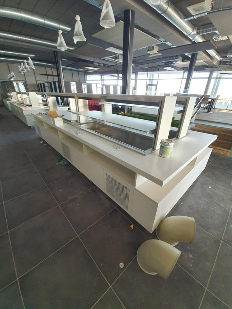 Bild 6: Gastronmieeinrichtung neuwertiges Einrichtung eines Asia Restaurants