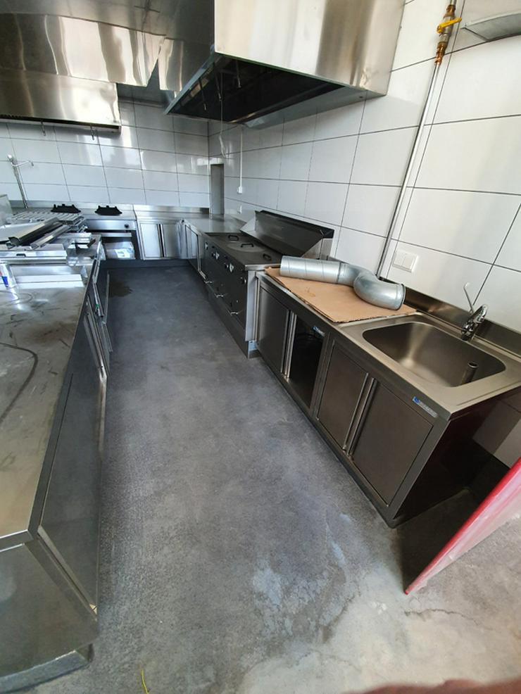 Bild 3: Gastronmieeinrichtung neuwertiges Einrichtung eines Asia Restaurants
