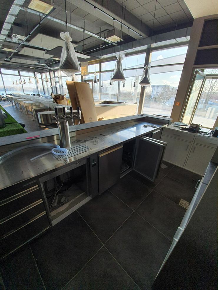 Bild 7: Gastronmieeinrichtung neuwertiges Einrichtung eines Asia Restaurants
