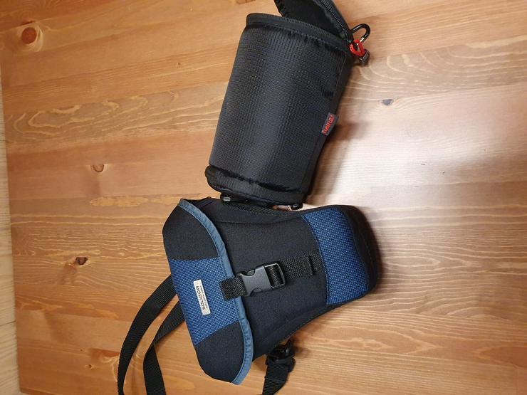 Bild 4: Nikon D3500 Spiegelreflexkamera mit umfangreichem Zubehör