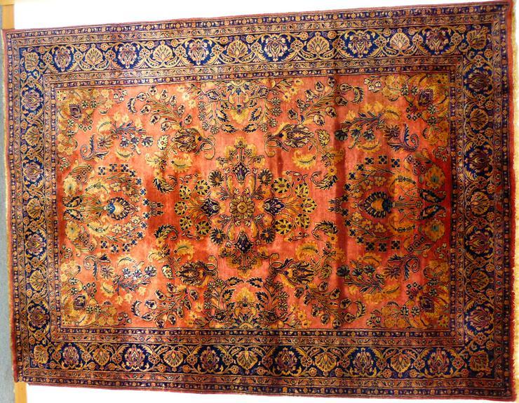 Orientteppich Perserteppich Saruk Ziegler (T038)