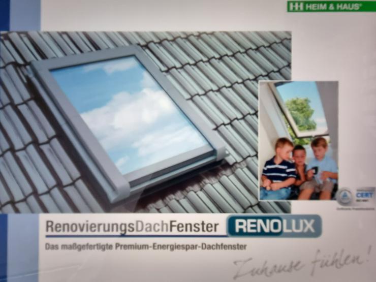 Dachfenster Wohndachfester Vollkunststoff-Dachfenster mit verzinktem Stahlkern, hohe Sicherheit, Wärmedämmung und Schallschutz dt. Produkt