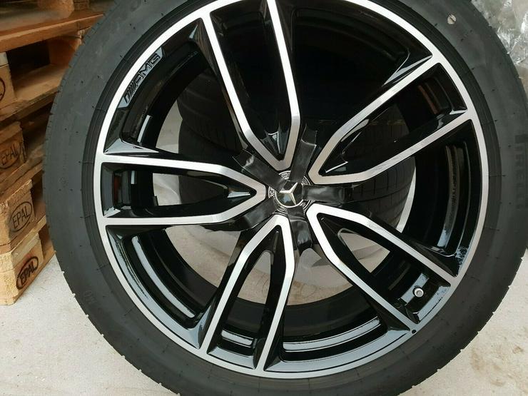 Mercedes GLS X167 AMG 23 Zoll Sommerräder