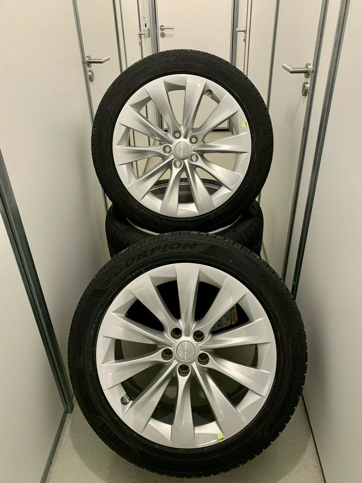 """Tesla X Slipstream 20"""" Winterreifen"""