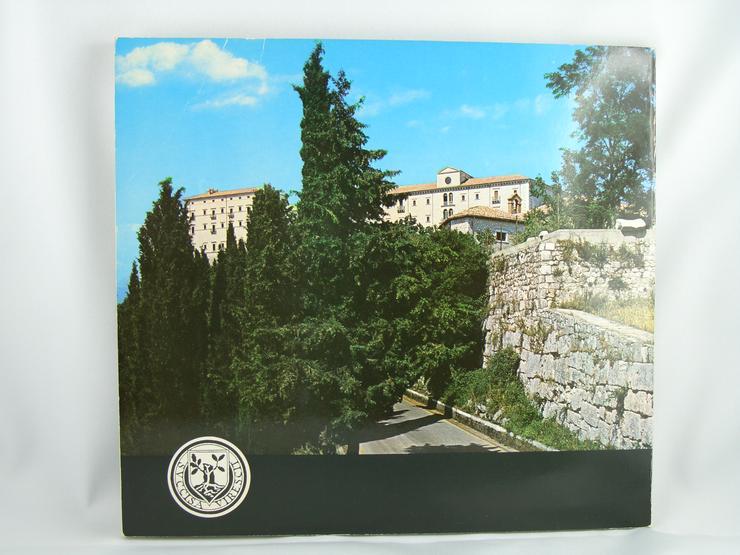 Bild 2: Montecassino  Kloster Buch 1989 / 6 Sprachig