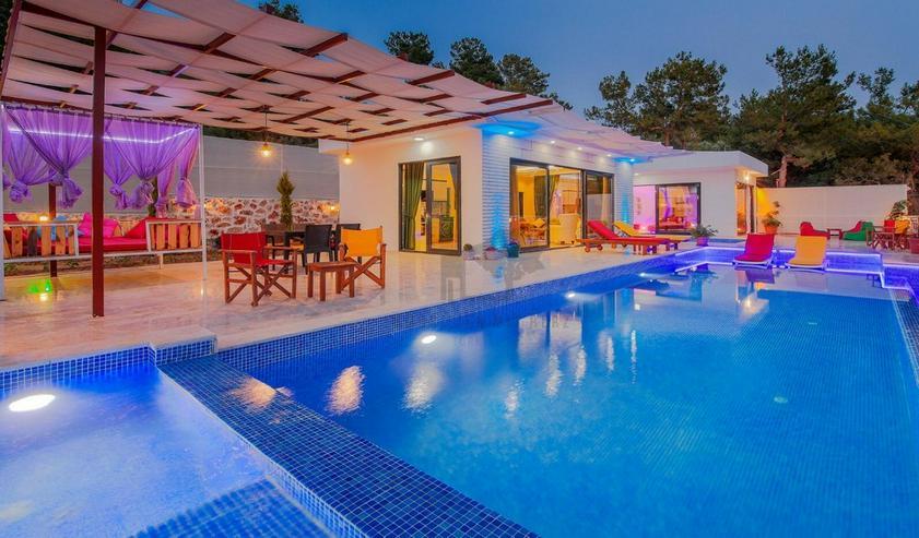 Meerblick Villa für 2 Personen Antalya - Kas - Türkei - Bild 1
