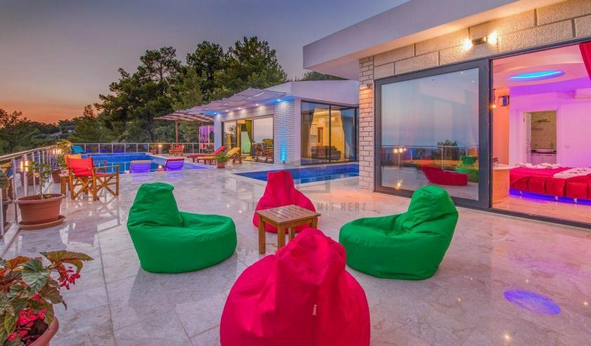 Bild 5: Meerblick Villa für 2 Personen Antalya - Kas
