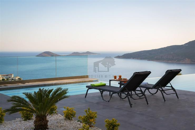 Luxusvilla mit Meerblick für 8 Personen Antalya - Kas