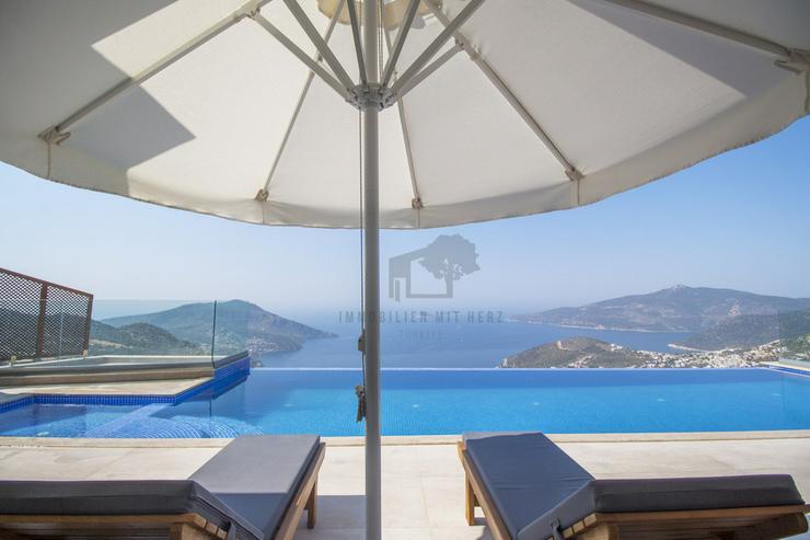 4 Personen Meerblick Villa Antalya - kas