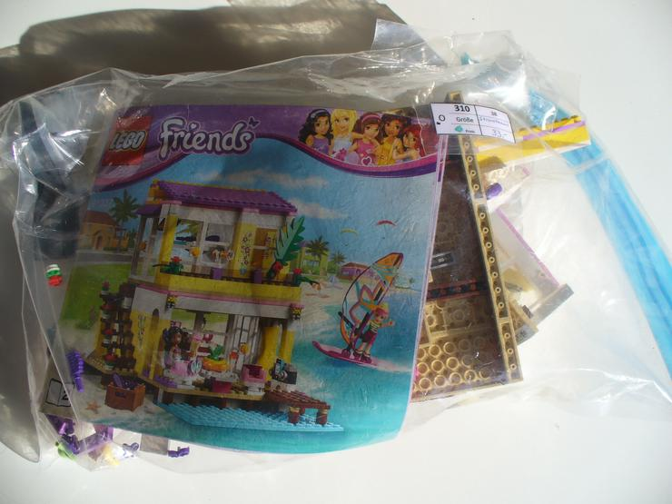 Lego Friends Strandhaus Nr: 41037