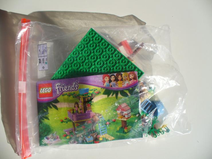 Lego Friends Baumhaus Nr: 3065