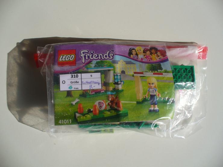 Lego Friends Fussballtraining Nr: 41011