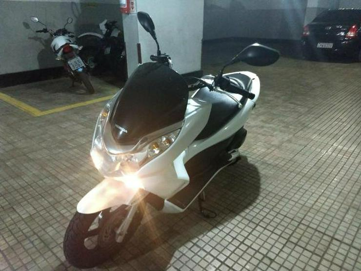Bild 2: Honda PCX 125 Roller
