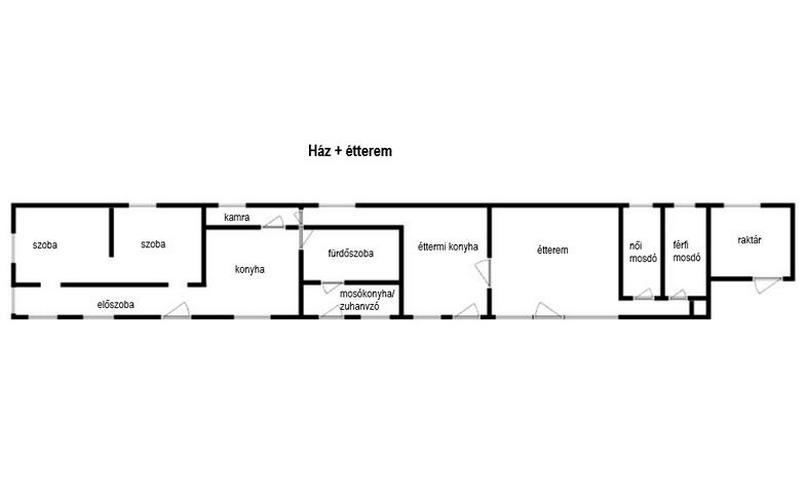 Bild 4: Ehemaliges Gasthaus in Tiszafüred