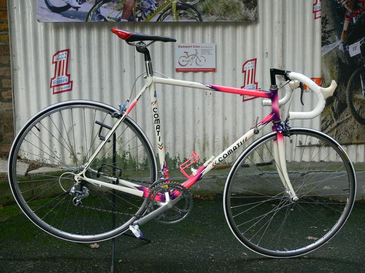 Straßenrennrad von COMATI ,mit 14 Gang von SHIMANO - EXAGE 400 EX