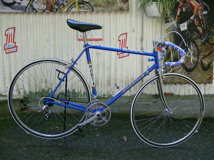 Straßenrennrad von NORTA ,12 Gang von SHIMANO - ALTUS