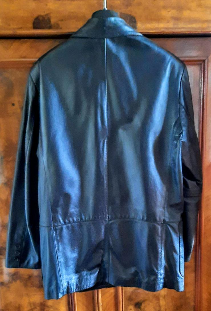 Bild 2: Herren-Leder-Jacke zu verkaufen