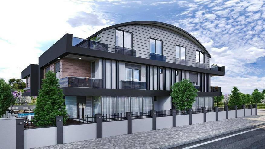 2 Zimmer-Wohnung Güzeloba/Lara Antalya ideal als Investitionsanlage geeignet.