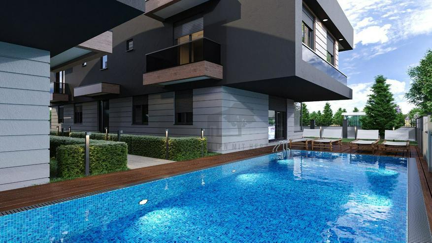 3 Zimmerwohnung Güzeloba/Lara Antalya ideal als Investitionsanlage geeignet.