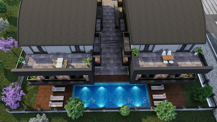 4 Zimmer Maisonette - Wohnung Güzeloba/Lara Antalya ideal als Investitionsanlage geeignet.