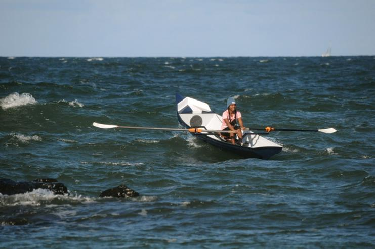 Coastal Surf Rower, Ruderboot mit Rollsitz - Kanus, Ruderboote & Paddel - Bild 5
