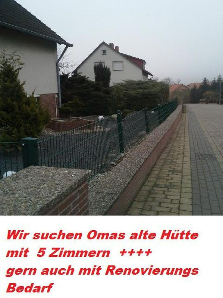 Omas alte Hütte zu kaufen in und bei Hannover gesucht