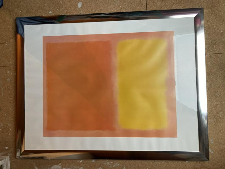 Bild mit Rahmen  - Bilderrahmen - Bild 1