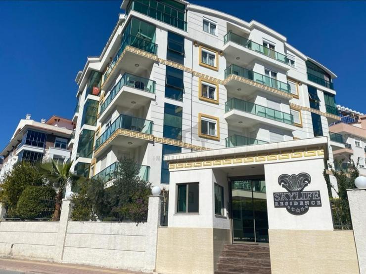 3 Zimmer Wohnung 2 km zum Strand in Antalya Konyaalti
