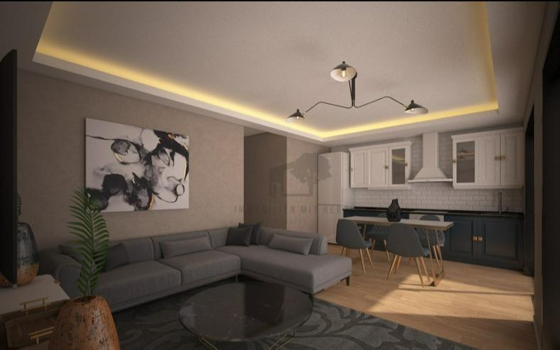 Gehobene 3 Zimmer Wohnung Alanya Antalya