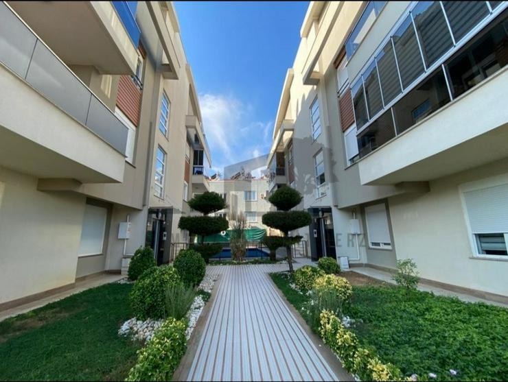 4 Zimmer Maisonette-Wohnung in Antalya Çağlayan/Lara
