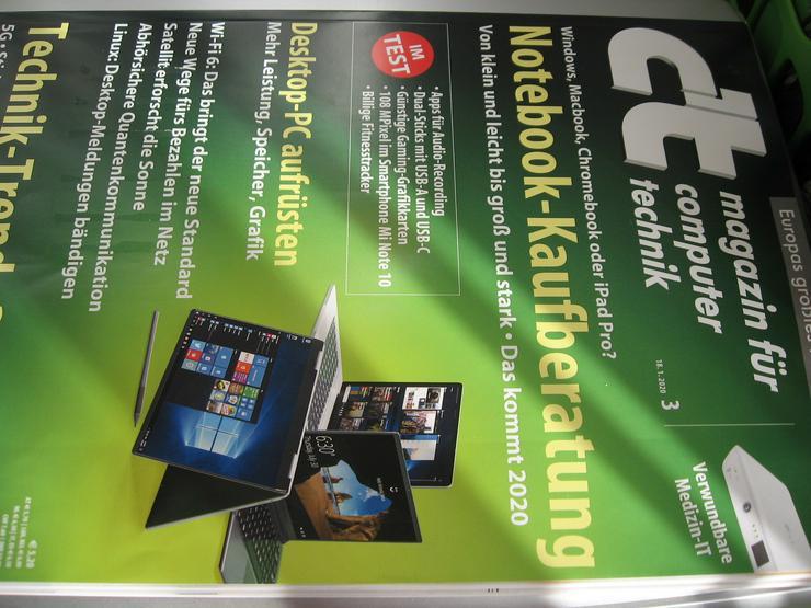 Bild 2: c`t – Magazin für Computer Technik 3 Exemplare
