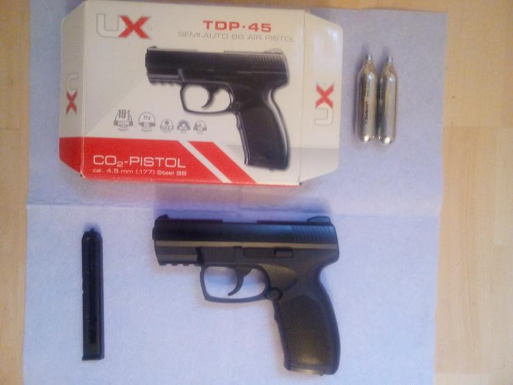 "Verkaufe ""Tactical - Defense - Pistol"" (TDP)"