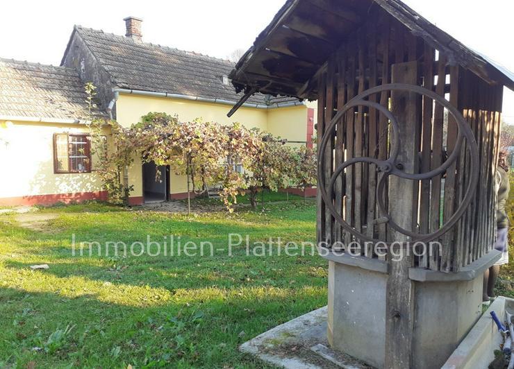 Landhaus Nr.20/149  Ungarn Balatonr.Grdst.1.024m²