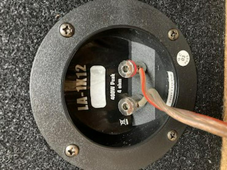 Bild 3: Subwoofer Lightning Audio