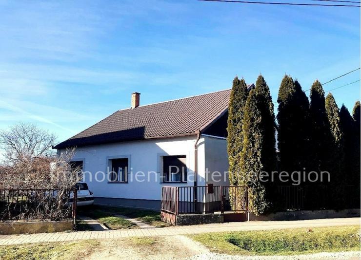 Renoviertes Haus Ungarn Balatonr. Grdst.1.199m² Nr.40/67
