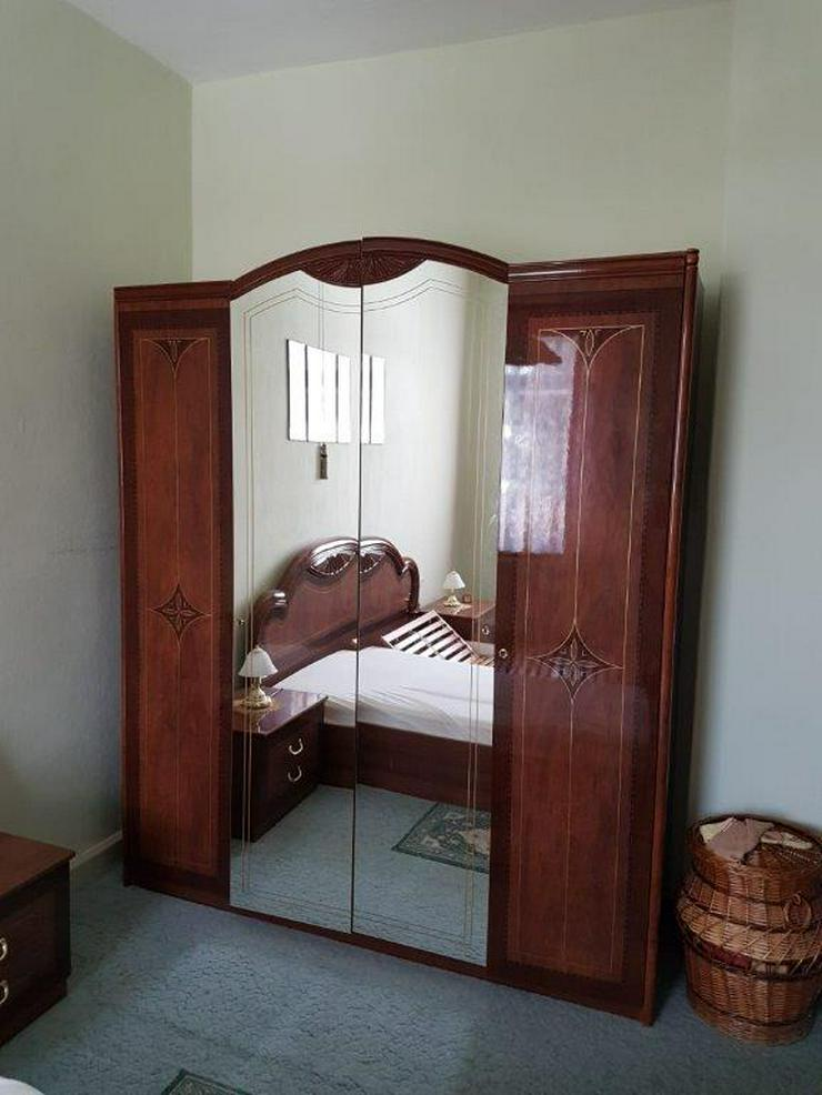 sehr schönes Schlafzimmer