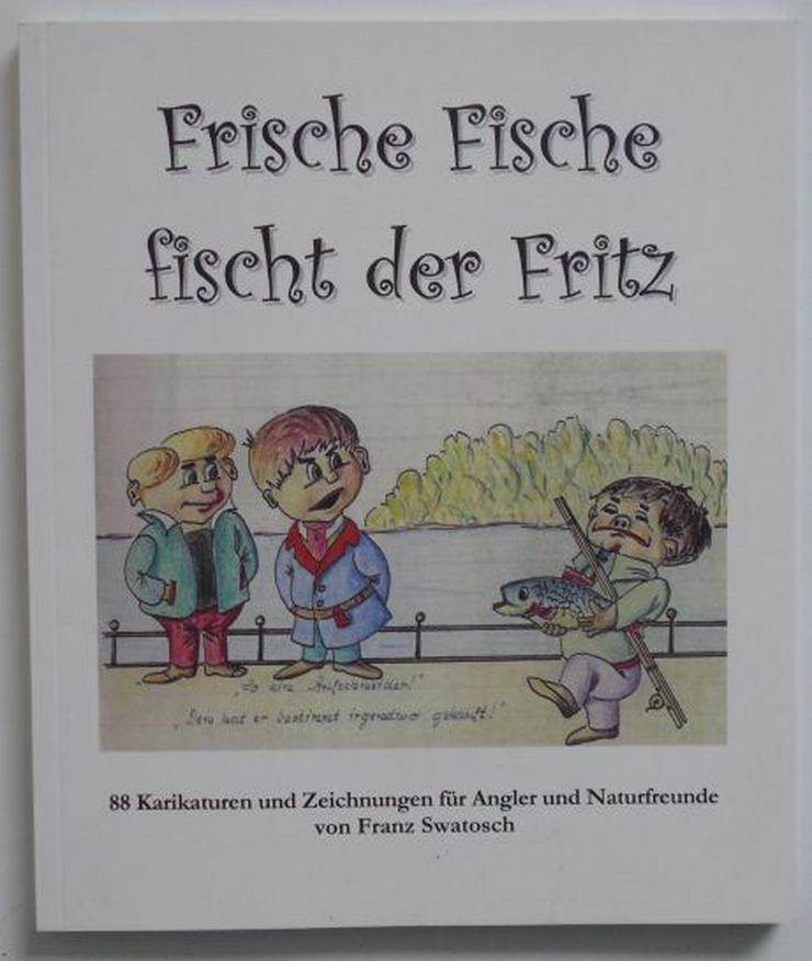 Frische Fische fischt der Fritz - Comics - Bild 1