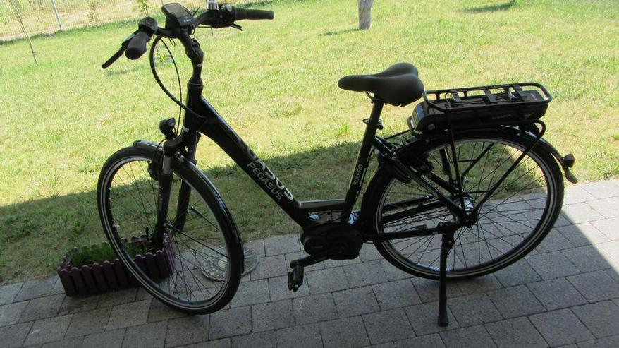 E-Bike Citybike Pegasus Bosch