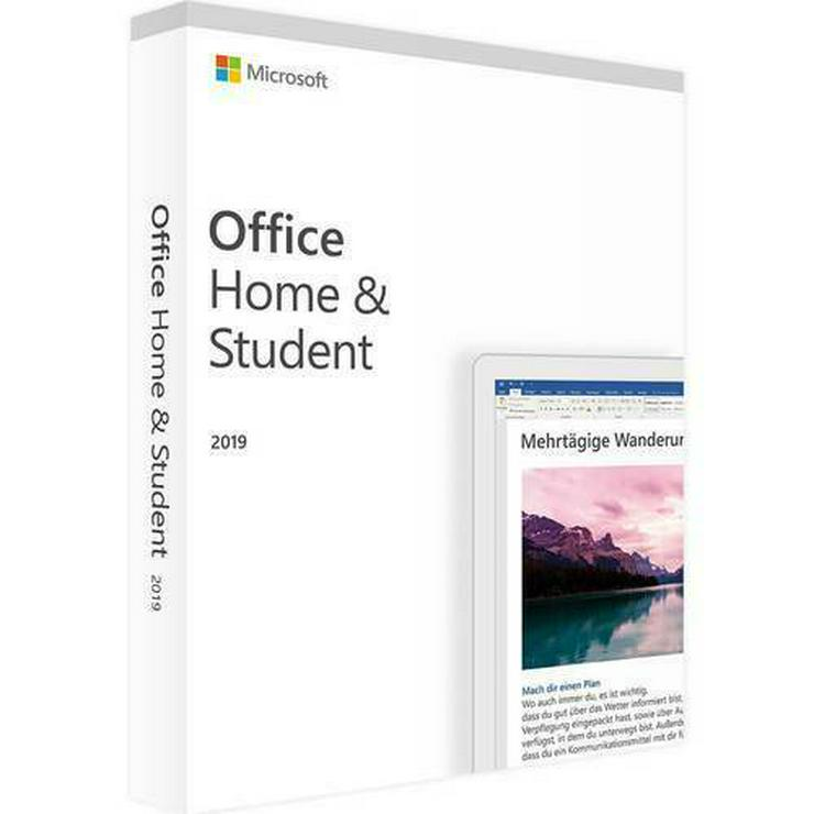 Microsoft Office 2019 Windows Home & Business